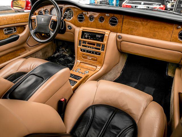 2000 Rolls Royce SILVER SERAPH Burbank, CA 17