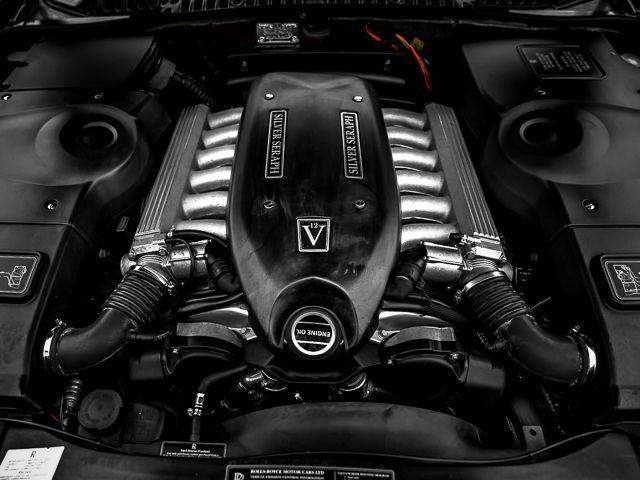 2000 Rolls Royce SILVER SERAPH Burbank, CA 38