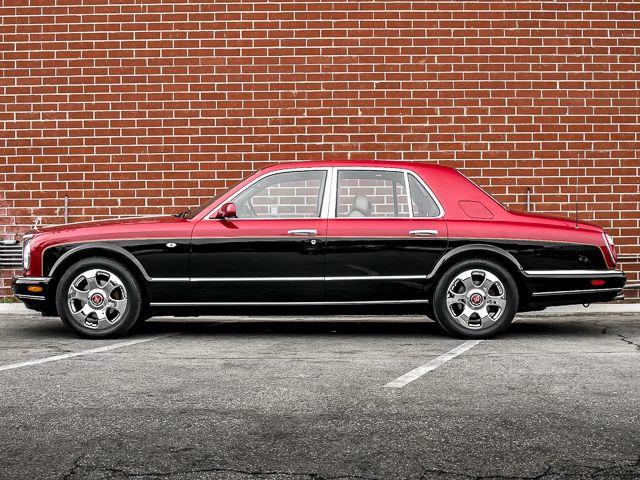 2000 Rolls Royce SILVER SERAPH Burbank, CA 5
