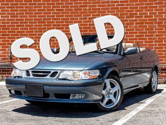 2000 Saab 9-3 SE Spring Edition Burbank, CA