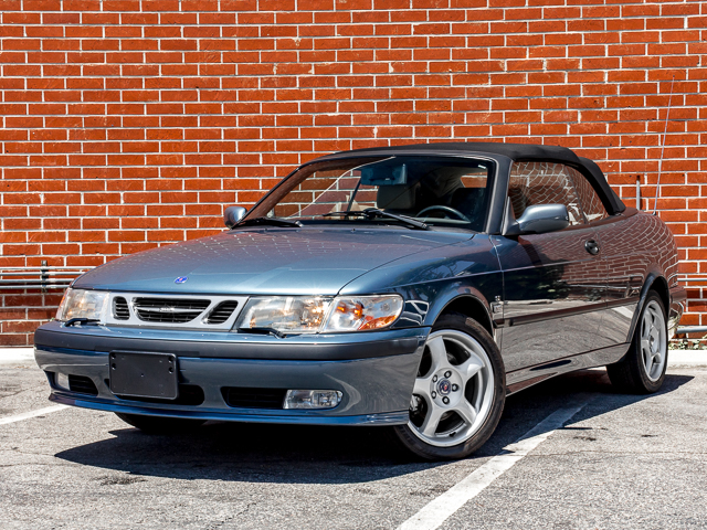 2000 Saab 9-3 SE Spring Edition Burbank, CA 1