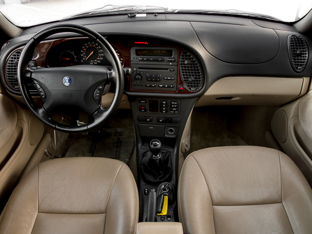 2000 Saab 9-3 SE Spring Edition Burbank, CA 10