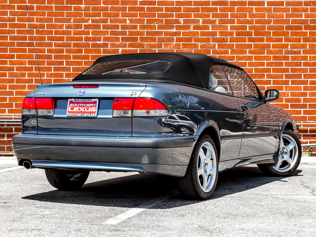 2000 Saab 9-3 SE Spring Edition Burbank, CA 8