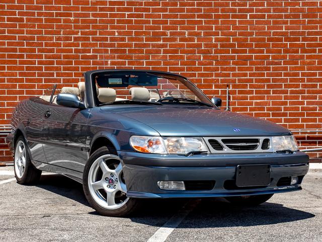 2000 Saab 9-3 SE Spring Edition Burbank, CA 3