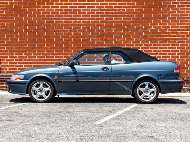 2000 Saab 9-3 SE Spring Edition Burbank, CA 7
