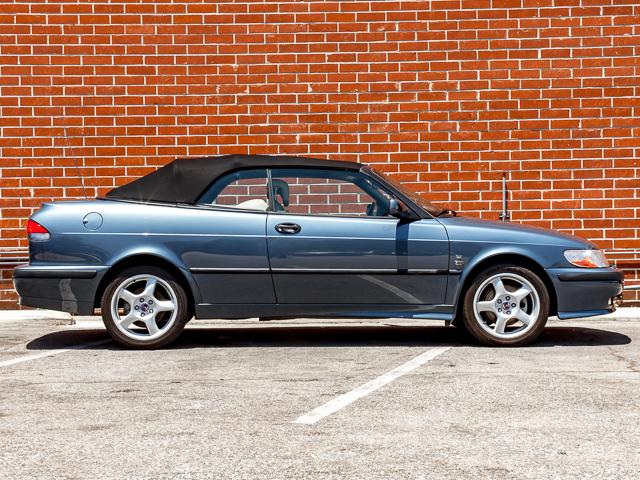 2000 Saab 9-3 SE Spring Edition Burbank, CA 6