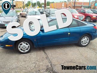2000 Saturn SC 3dr  | Medina, OH | Towne Auto Sales in ohio OH