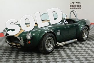 1965 Shelby COBRA FACTORY FIVE 302 CRATE TREMEC 5 SPEED | Denver, CO | WORLDWIDE VINTAGE AUTOS in Denver CO
