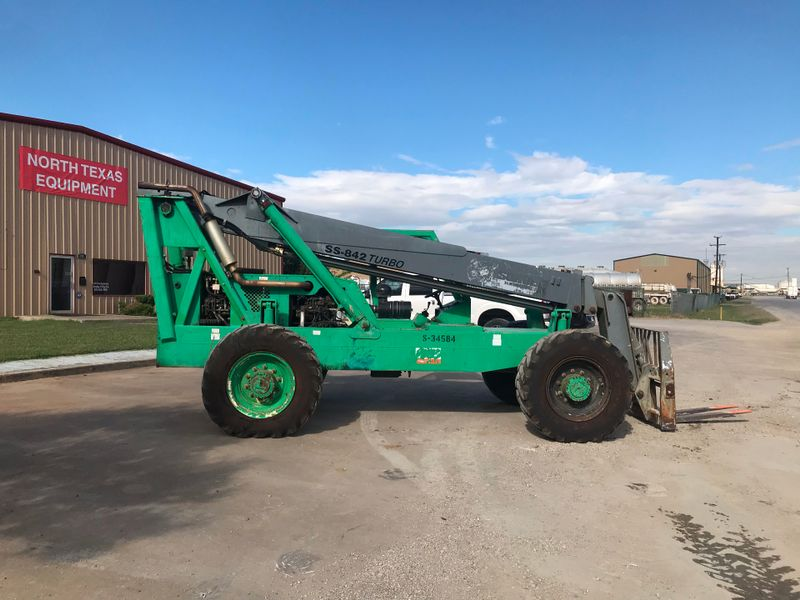 2000 Skytrak SS842 TELEHANDLER   city TX  North Texas Equipment  in Fort Worth, TX