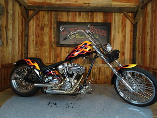 2000 Special Construction Chopper Anaheim, California 16