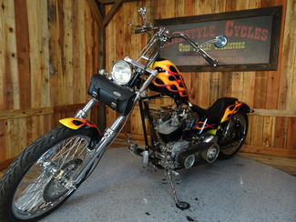 2000 Special Construction Chopper Anaheim, California 15