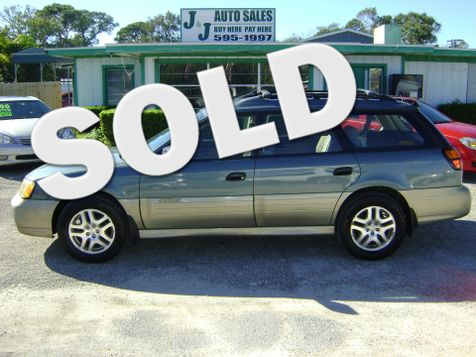 2000 Subaru LEGACY OUTBACK in Fort Pierce, FL
