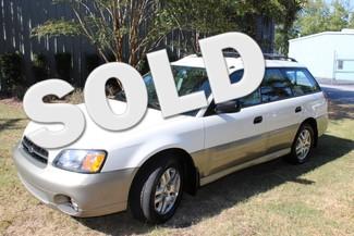2000 Subaru Outback in Charleston SC