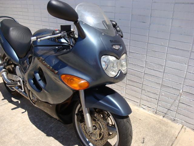 2000 Suzuki GSX750F Katana 750 Daytona Beach, FL 3