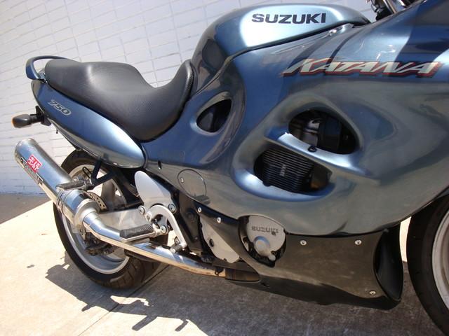 2000 Suzuki GSX750F Katana 750 Daytona Beach, FL 4