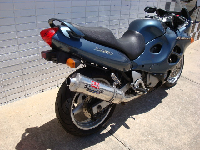 2000 Suzuki GSX750F Katana 750 Daytona Beach, FL 5