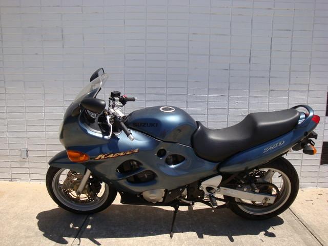 2000 Suzuki GSX750F Katana 750 Daytona Beach, FL 8