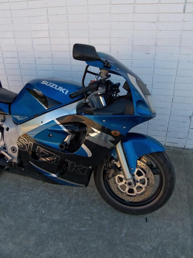 2000 Suzuki GSXR 600 Daytona Beach, FL 1