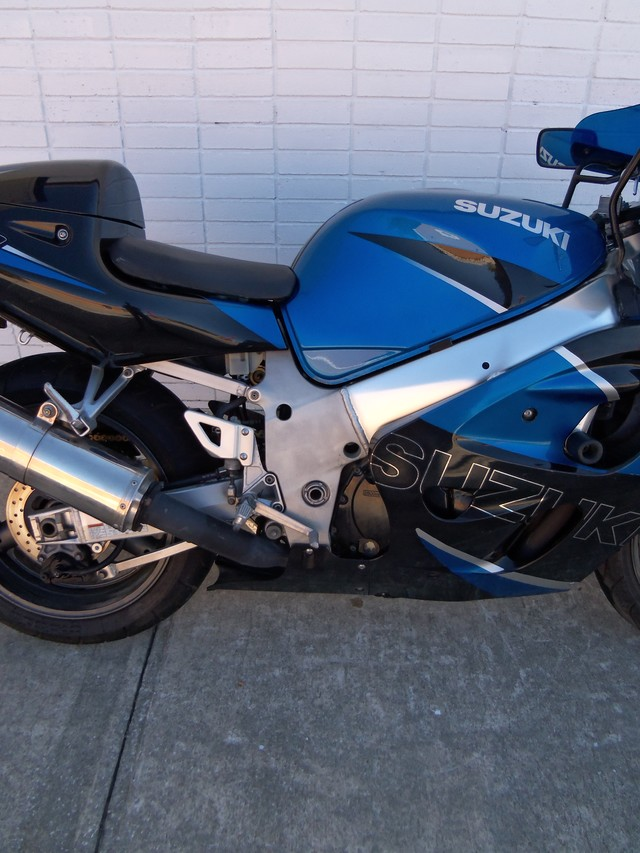 2000 Suzuki GSXR 600 Daytona Beach, FL 2