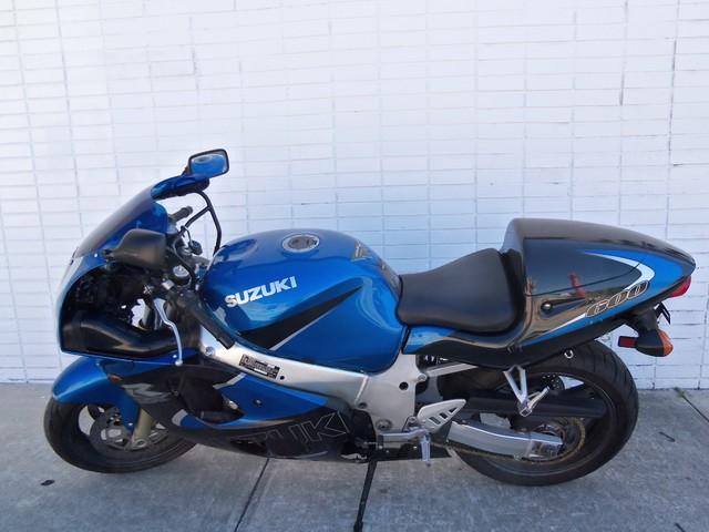 2000 Suzuki GSXR 600 Daytona Beach, FL 5