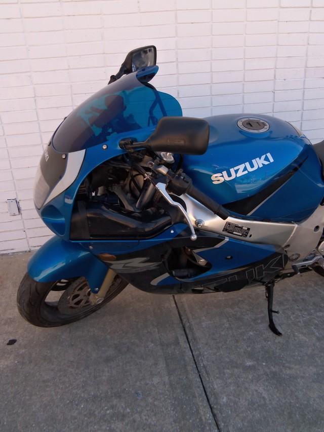 2000 Suzuki GSXR 600 Daytona Beach, FL 6