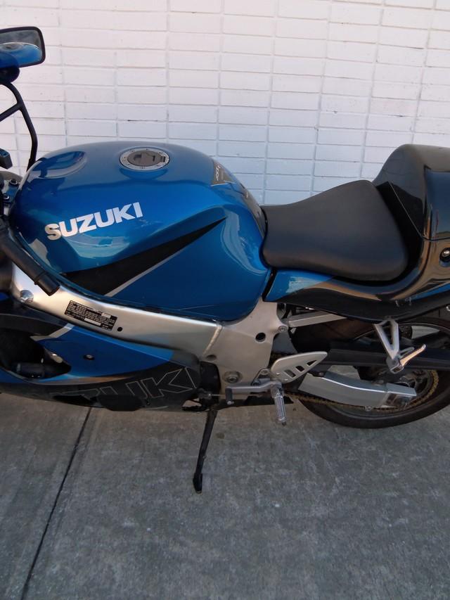 2000 Suzuki GSXR 600 Daytona Beach, FL 7