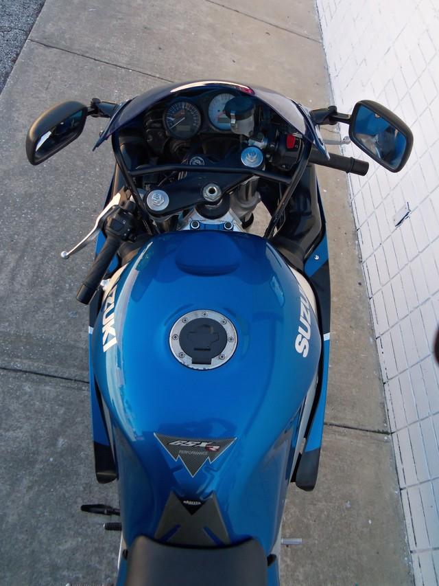 2000 Suzuki GSXR 600 Daytona Beach, FL 9