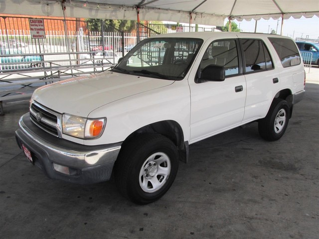 2000 Toyota 4Runner Please call or e-mail to check availability All of our vehicles are availab