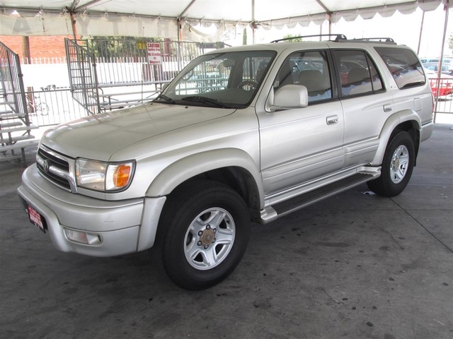 2000 Toyota 4Runner Limited Please call or e-mail to check availability All of our vehicles are