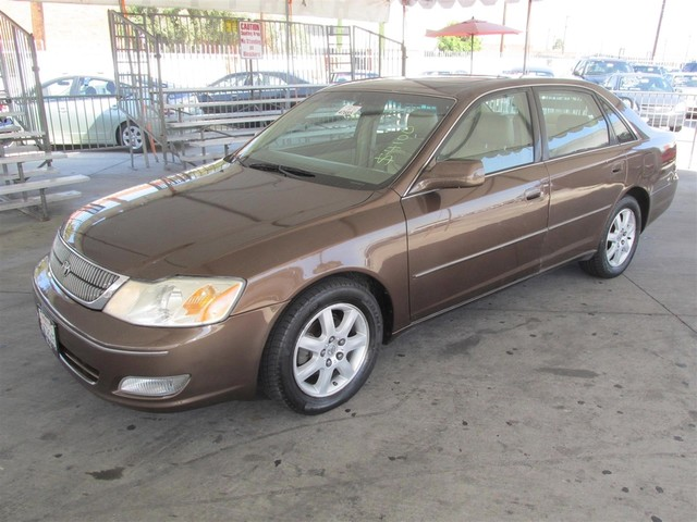 2000 Toyota Avalon XLS This particular Vehicles true mileage is unknown TMU Please call or e-m