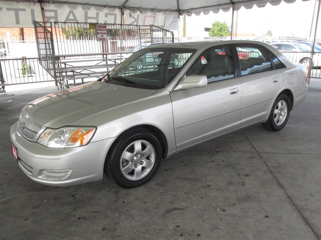 2000 Toyota Avalon XL Please call or e-mail to check availability All of our vehicles are avail
