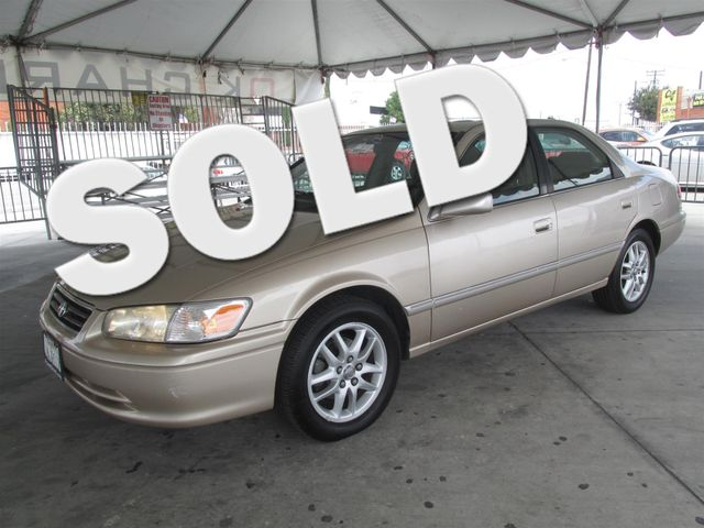 2000 Toyota Camry XLE Please call or e-mail to check availability All of our vehicles are avail