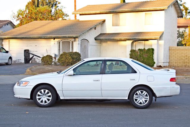 2000 Toyota CAMRY LE AUTOMATIC CRUISE CONTROL SERVICE RECORDS AVAILABLE Woodland Hills, CA 3