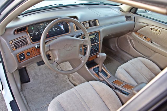 2000 Toyota CAMRY LE AUTOMATIC CRUISE CONTROL SERVICE RECORDS AVAILABLE Woodland Hills, CA 11