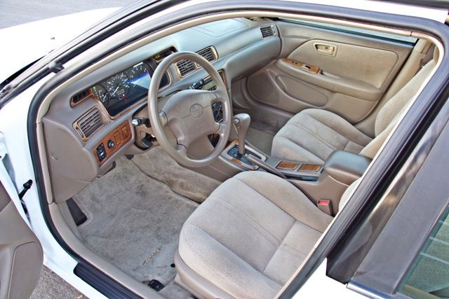 2000 Toyota CAMRY LE AUTOMATIC CRUISE CONTROL SERVICE RECORDS AVAILABLE Woodland Hills, CA 12