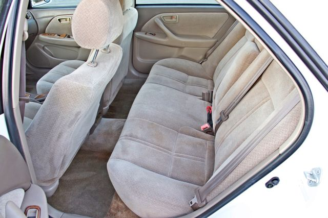 2000 Toyota CAMRY LE AUTOMATIC CRUISE CONTROL SERVICE RECORDS AVAILABLE Woodland Hills, CA 26