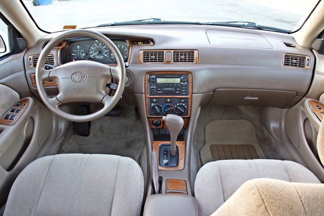 2000 Toyota CAMRY LE AUTOMATIC CRUISE CONTROL SERVICE RECORDS AVAILABLE Woodland Hills, CA 18