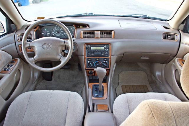 2000 Toyota CAMRY LE AUTOMATIC CRUISE CONTROL SERVICE RECORDS AVAILABLE Woodland Hills, CA 22