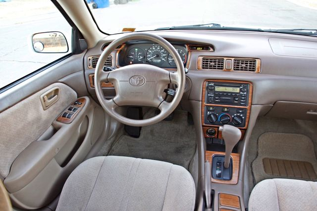 2000 Toyota CAMRY LE AUTOMATIC CRUISE CONTROL SERVICE RECORDS AVAILABLE Woodland Hills, CA 20