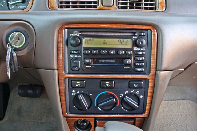 2000 Toyota CAMRY LE AUTOMATIC CRUISE CONTROL SERVICE RECORDS AVAILABLE Woodland Hills, CA 16
