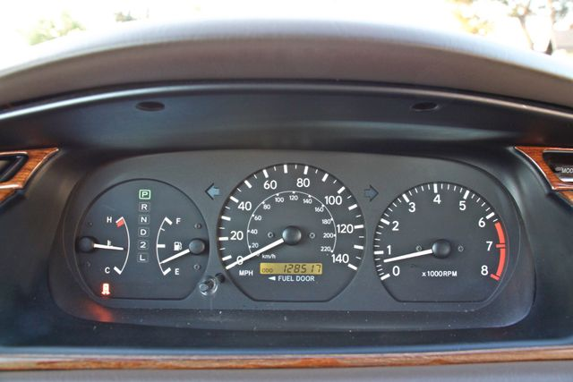 2000 Toyota CAMRY LE AUTOMATIC CRUISE CONTROL SERVICE RECORDS AVAILABLE Woodland Hills, CA 15