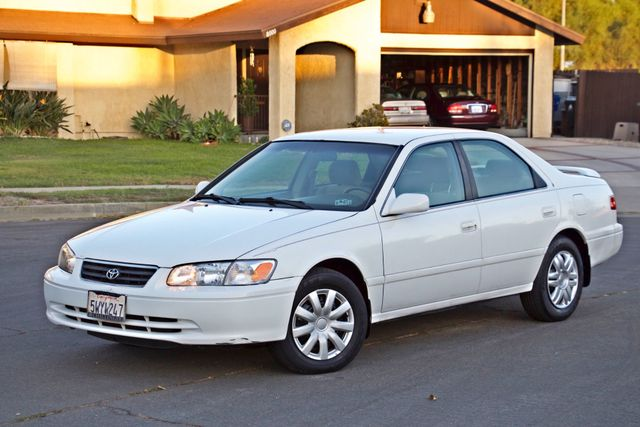 2000 Toyota CAMRY LE AUTOMATIC CRUISE CONTROL SERVICE RECORDS AVAILABLE Woodland Hills, CA 28