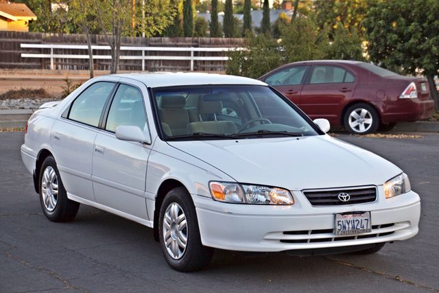 2000 Toyota CAMRY LE AUTOMATIC CRUISE CONTROL SERVICE RECORDS AVAILABLE Woodland Hills, CA 8
