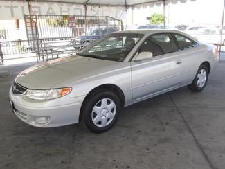 2000 Toyota Camry Solara SE Gardena, California