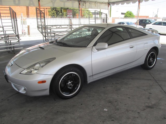 2000 Toyota Celica GT Please call or e-mail to check availability All of our vehicles are avail