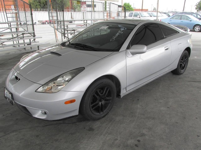 2000 Toyota Celica GT This particular vehicle has a SALVAGE title Please call or email to check a