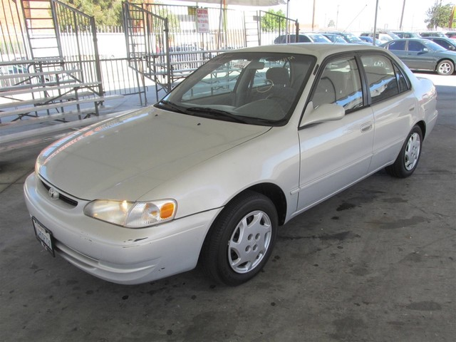 2000 Toyota Corolla LE Please call or e-mail to check availability All of our vehicles are avai