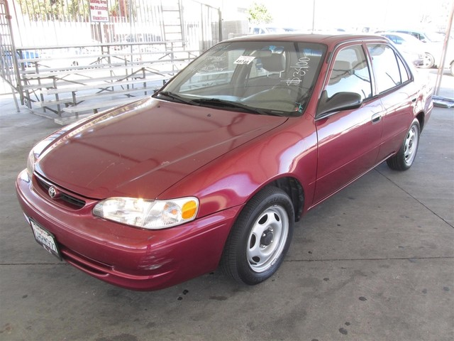 2000 Toyota Corolla VE Please call or e-mail to check availability All of our vehicles are avai