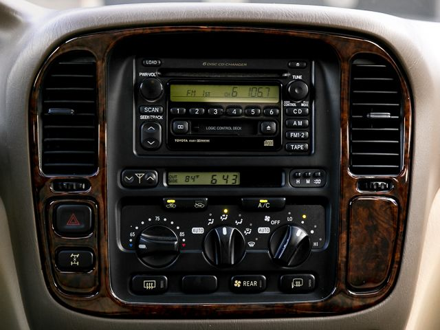 2000 Toyota Land Cruiser Burbank, CA 20