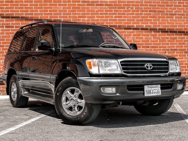 2000 Toyota Land Cruiser Burbank, CA 3